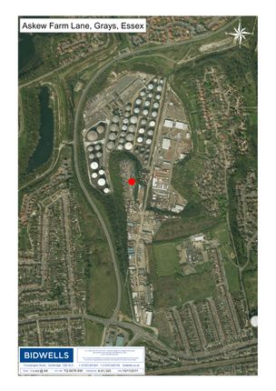 Thumbnail Land to let in Harold Hill Industrial Estate, Romford