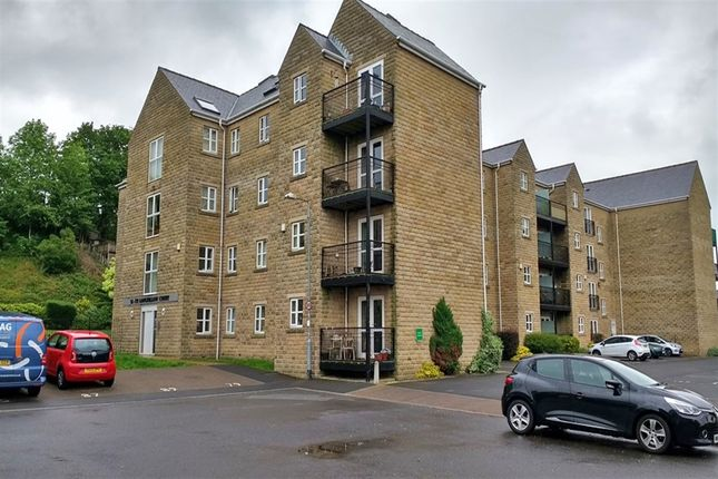 Thumbnail Flat for sale in Longfellow Court, Mytholmroyd