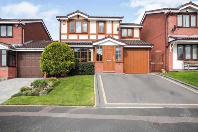 Thumbnail Detached house for sale in Slingsby, Tamworth, Staffordshire, West Midlands
