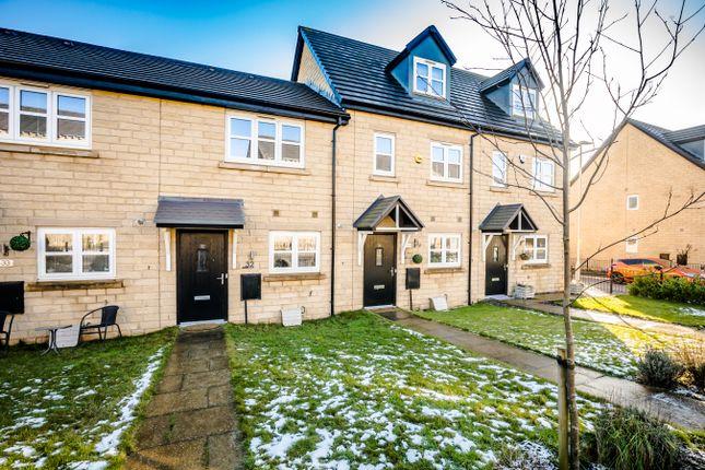2 bed terraced house for sale in New Road, Denholme, Bradford BD13