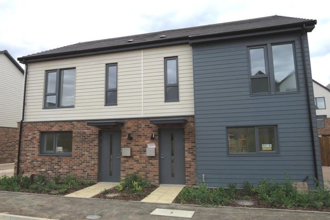 Thumbnail Semi-detached house for sale in Countess Way, Broughton, Milton Keynes