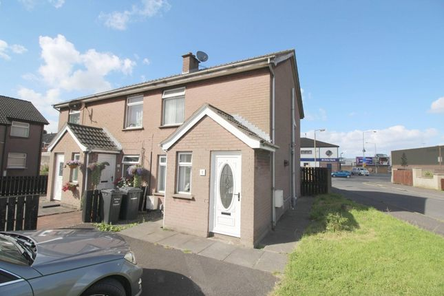 Thumbnail Flat to rent in Midland Crescent, Shore Road, Belfast