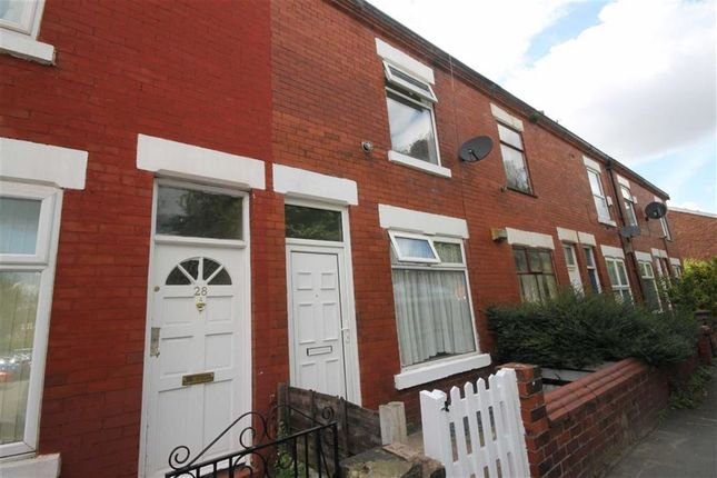Thumbnail Terraced house to rent in Dunstable Street, Levenshulme, Manchester