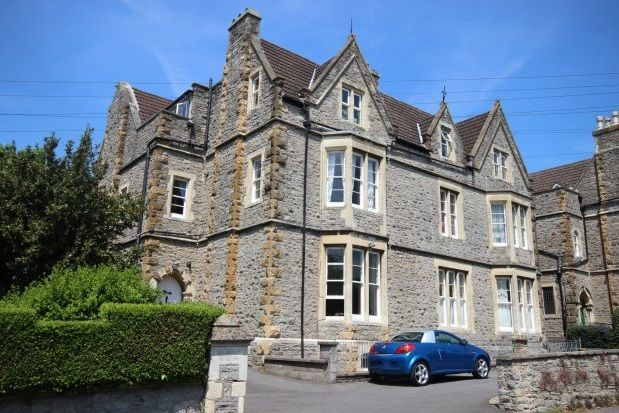 Thumbnail Flat to rent in Princes Road, Clevedon