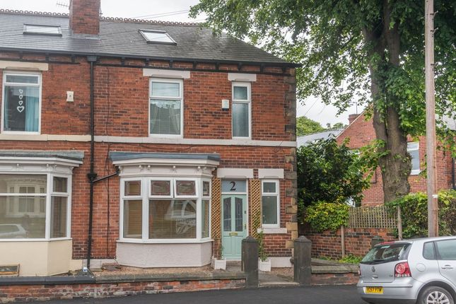 Thumbnail End terrace house for sale in Beeton Road, Sheffield