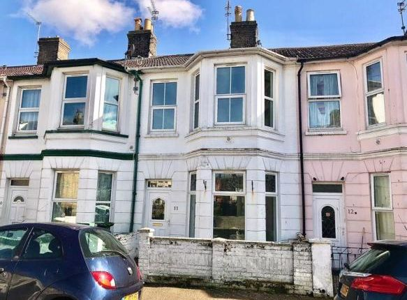 Thumbnail Terraced house to rent in Apsley Road, Great Yarmouth, Norfolk