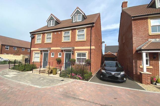 Thumbnail Semi-detached house for sale in Dilton Close, Trowbridge