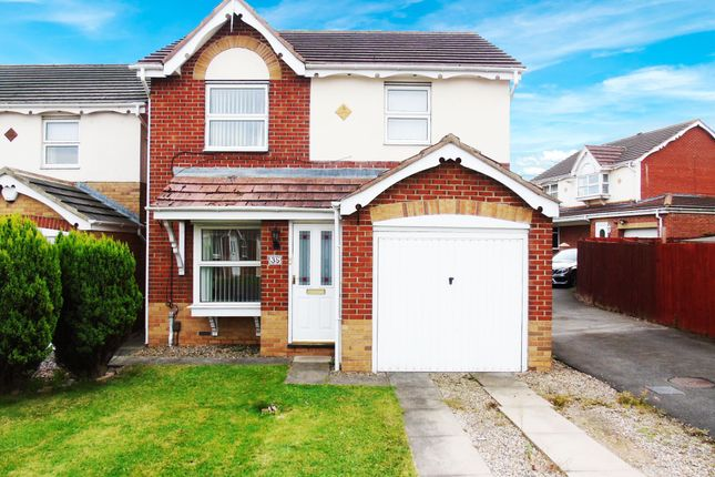 Thumbnail Detached house for sale in Templeton Close, Hartlepool