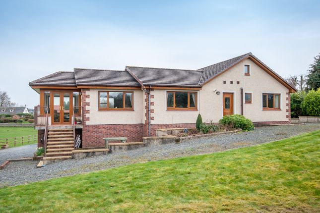 Thumbnail Detached house for sale in Fairway Drive, Minnigaff, Newton Stewart