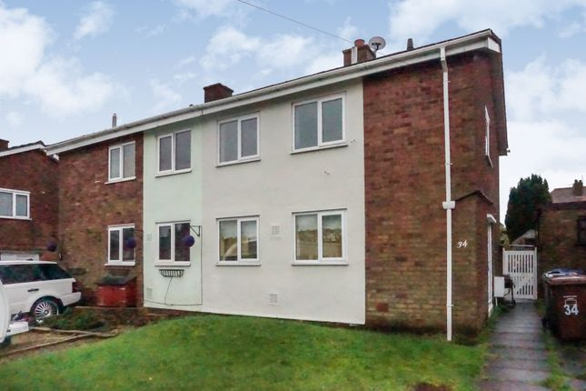 Front View of Brooklyn Road, Heath Hayes, Cannock WS12