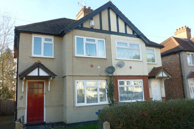 Thumbnail Terraced house to rent in Belsize Road, Harrow