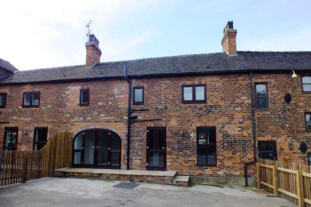 Thumbnail Terraced house to rent in Halmer End, Stoke-On-Trent