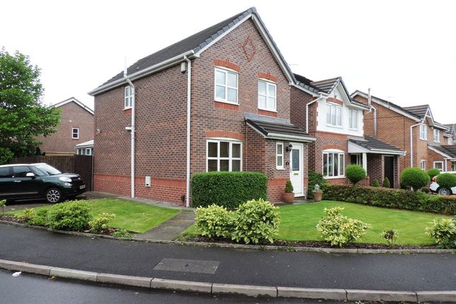 Thumbnail Detached house for sale in Cavendish Way, Royton, Oldham