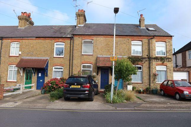 Thumbnail Terraced house to rent in Press Road, Uxbridge