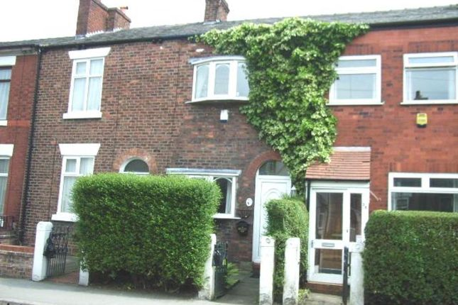 Thumbnail Terraced house to rent in Cherry Tree Lane, Stockport