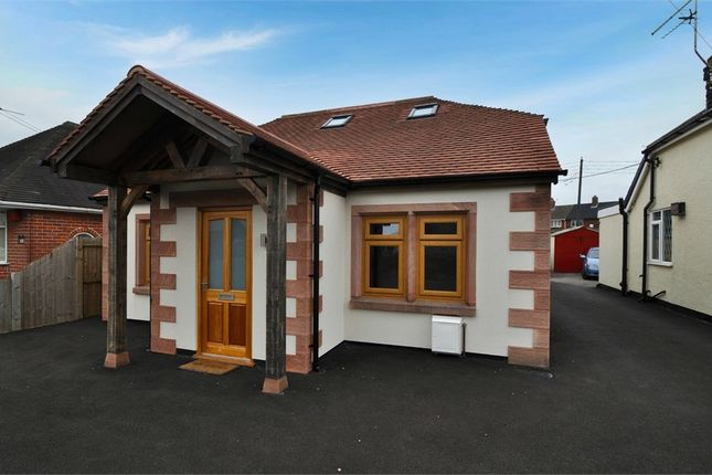 Thumbnail Detached bungalow for sale in Park Lane, Knypersley, Stoke-On-Trent, Staffordshire