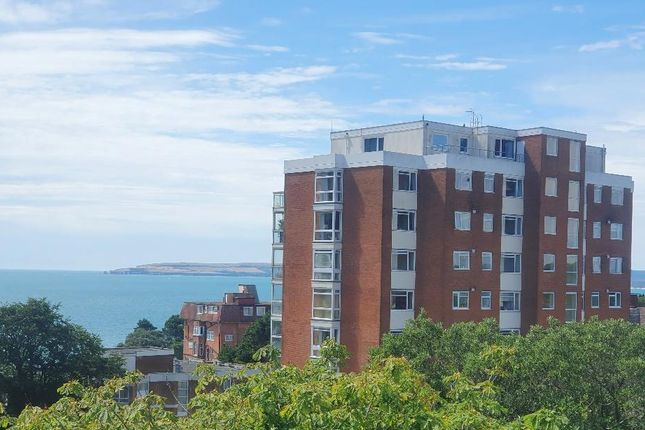 Thumbnail Flat for sale in West Cliff Road, Westbourne, Bournemouth