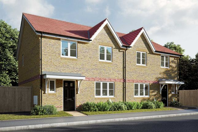 """4 bed semi-detached house for sale in """"The Mylne"""" at """"The Mylne"""" At Berengrave Lane, Rainham, Gillingham ME8"""