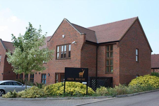 Thumbnail Office to let in 3 Ibex House, Keller Close, Kiln Farm, Milton Keynes, Bucks