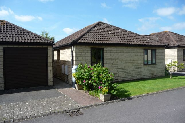 Thumbnail Detached bungalow to rent in Nursery Gardens, Corsham