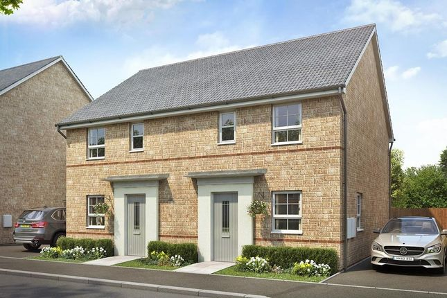 """Thumbnail Semi-detached house for sale in """"Folkestone"""" at Firfield Road, Blakelaw, Newcastle Upon Tyne"""