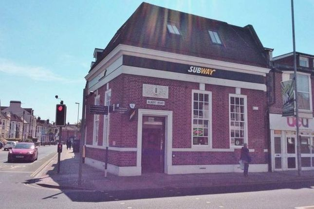 Thumbnail Restaurant/cafe for sale in 106-108 Albert Road, Portsmouth