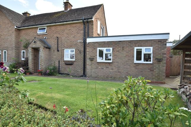 Thumbnail Semi-detached house for sale in Nightingale Lane, Cleeve Prior, Evesham