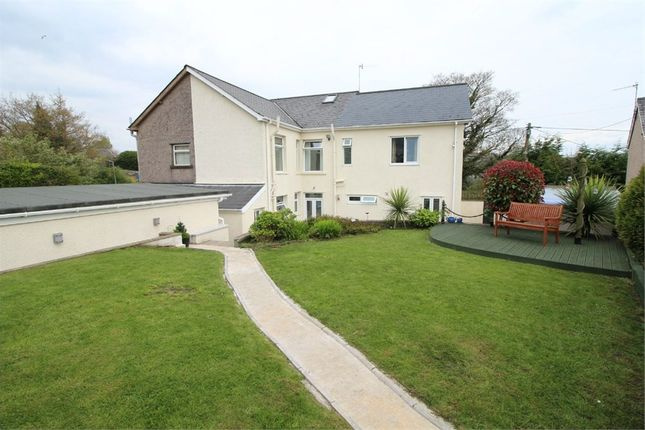 Thumbnail Semi-detached house for sale in Springfield Houses, Pontnewynydd, Pontypool