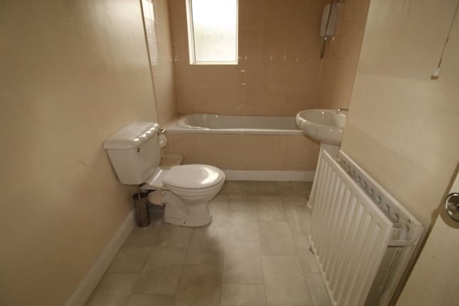 Bathroom of Belmont Street, Rotherham, South Yorkshire S61