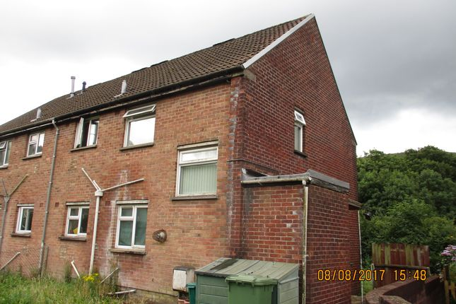 Thumbnail Flat to rent in Graig View, Caerphilly