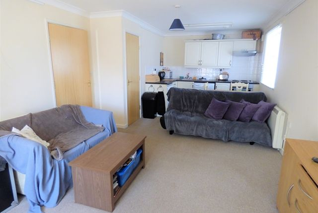 Thumbnail Flat to rent in John Levers Way, Exeter