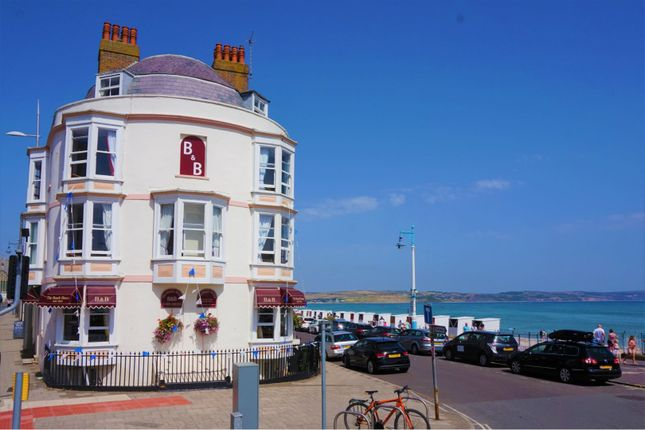 Thumbnail Property for sale in 1-2 Brunswick Terrace, Weymouth