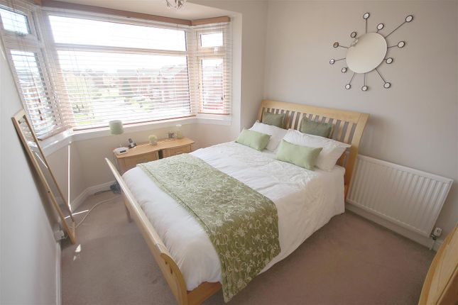 Master Bedroom of Hollybank Road, Sheffield S12