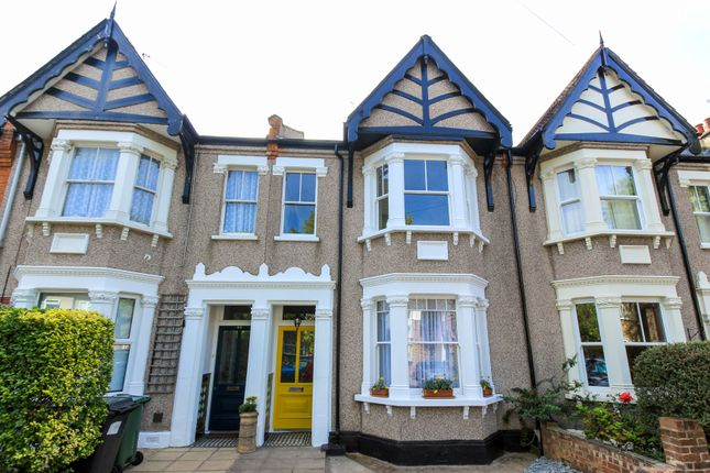 Thumbnail Terraced house for sale in Woodland Road, London