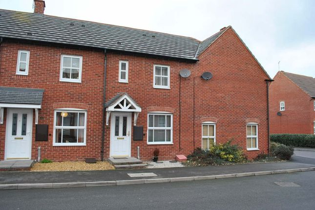 Thumbnail Terraced house to rent in Gambrell Avenue, Whitchurch, Shropshire