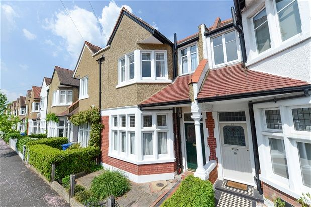 4 bed terraced house for sale in Pickwick Road, London