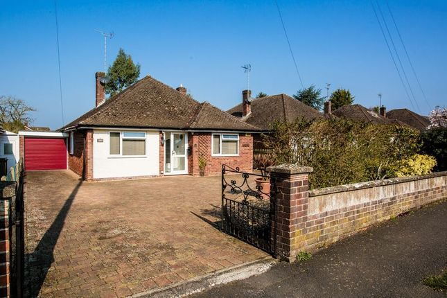 Thumbnail Bungalow for sale in Highlands Road, Buckingham