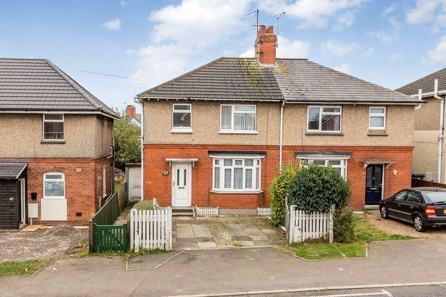 Thumbnail Semi-detached house to rent in Irchester Road, Rushden