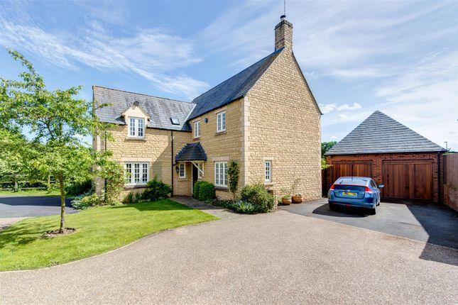 Thumbnail Detached house for sale in Blenheim Way, Moreton-In-Marsh