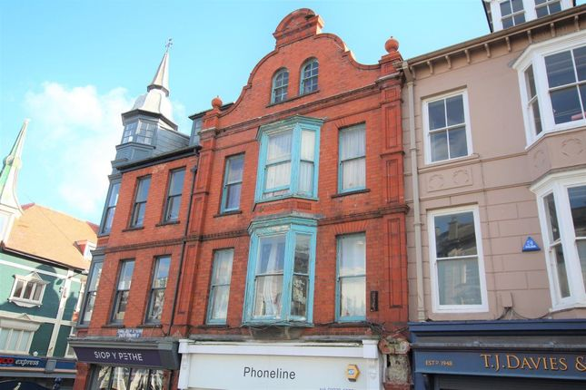 Thumbnail Maisonette to rent in North Parade, Aberystwyth