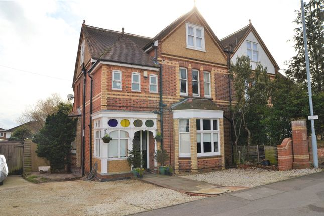 Thumbnail Semi-detached house for sale in Bath Road, Reading, Berkshire