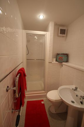 Shower Room of Central Park Avenue, Mutley, Plymouth PL4