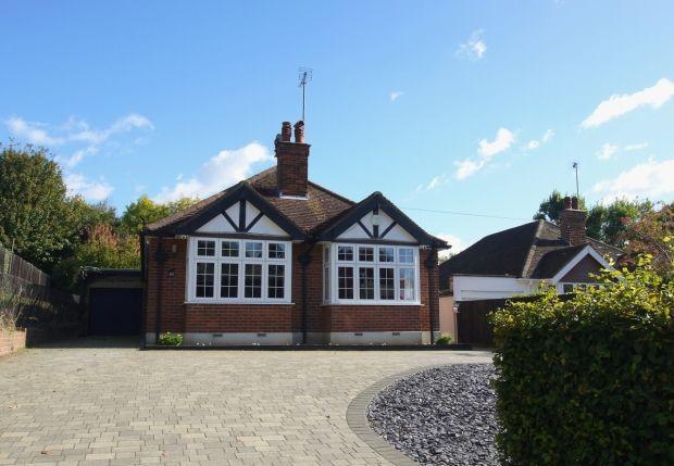 Thumbnail Detached bungalow for sale in Chevening Road, Sevenoaks, Sevenoaks
