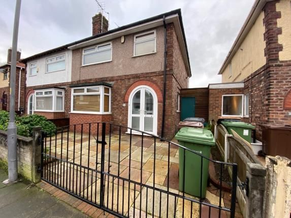 3 bed semi-detached house for sale in Somerville Grove, Waterloo, Liverpool, Merseyside L22