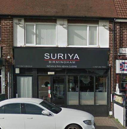 Thumbnail Commercial property for sale in Kingstanding Road, Kingstanding, Birmingham