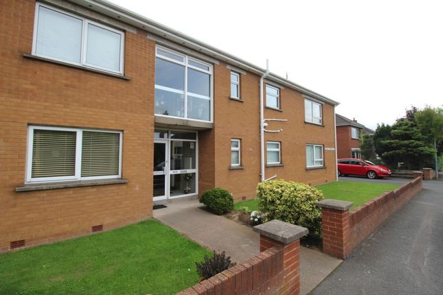 Thumbnail Flat for sale in Glenaan Court, Bangor