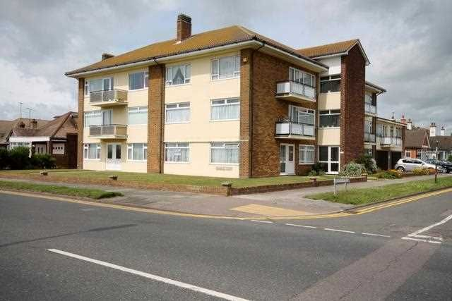 Thumbnail Flat for sale in Japonica Court, Marine Parade East, East Clacton