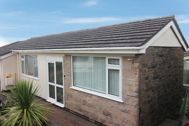 Thumbnail Detached bungalow for sale in Dolphin Crescent, Paignton