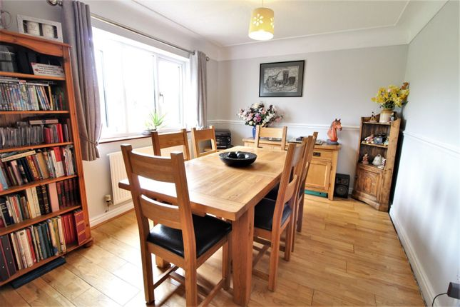 Dining Room of County Road, Leeswood CH7