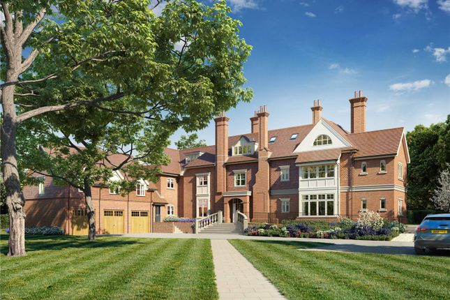 Thumbnail Flat for sale in Mill Lane, Taplow, Maidenhead